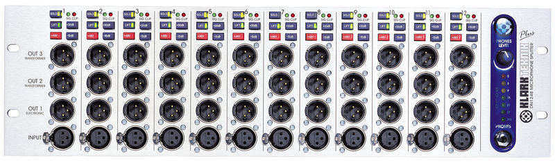 Klark Teknik DN1248 Plus + DP