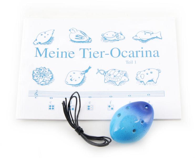 Thomann Ocarina 4H C Piccolo BL