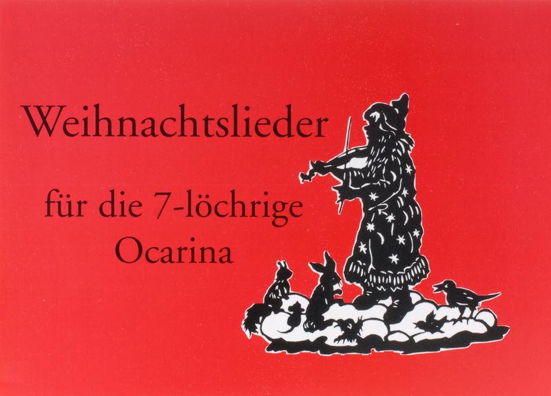 Thomann Weihnachtslieder 7Loch Ocarina