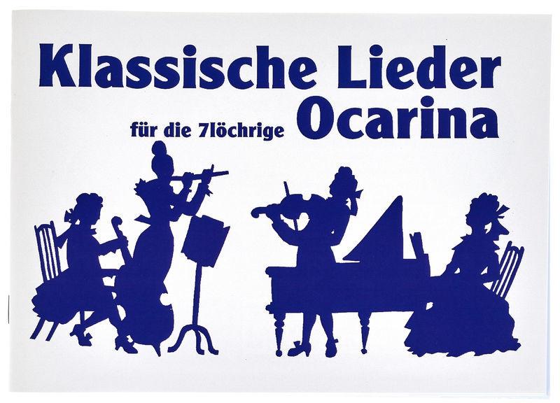 Thomann Klassische Lieder für Ocarina