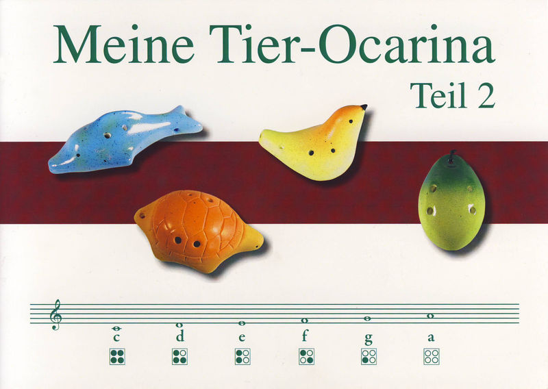 Thomann Meine Tier Ocarina Teil 2