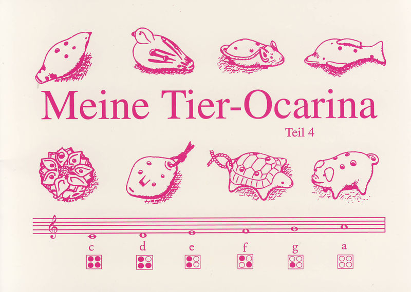 Thomann Meine Tier Ocarina Teil 4