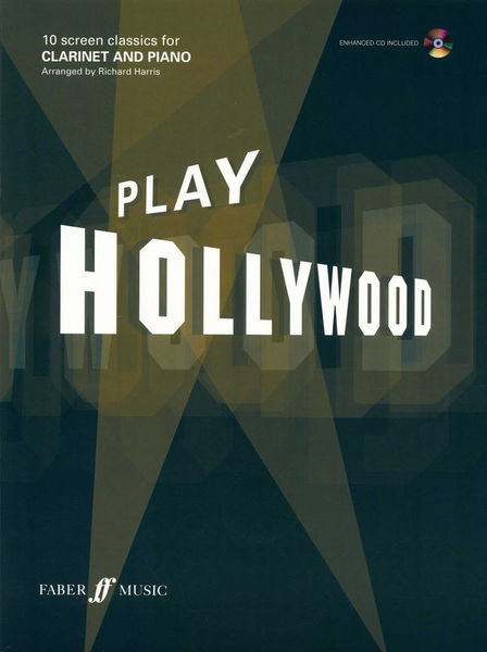 Faber Music Play Hollywood (Kl)