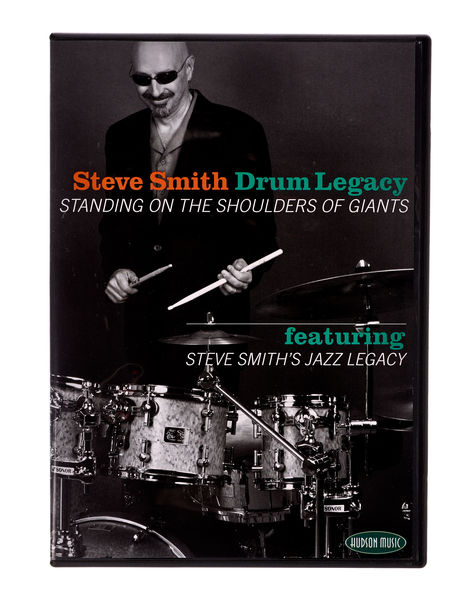 Hudson Music Steve Smith Drum Legacy (DVD)