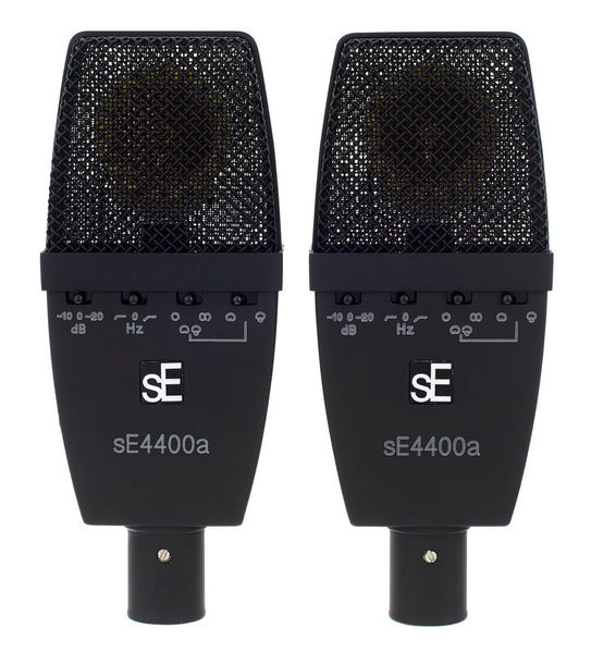 SE 4400A Stereo Set SE Electronics