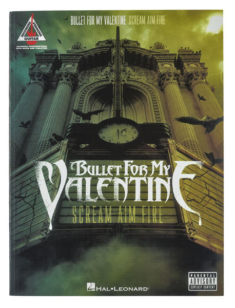 Faber Music Bullet For My Valentine Scream