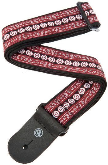 Planet Waves 50A13 Henna Guitar Strap