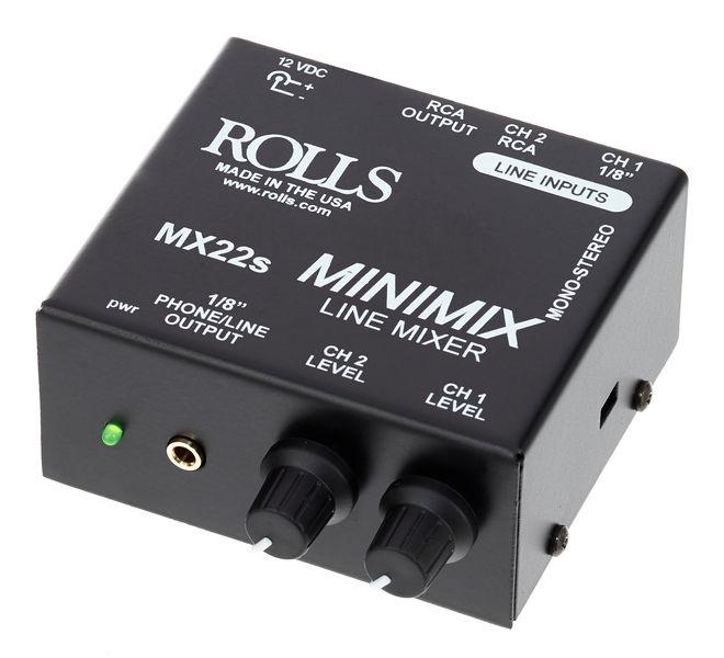 Rolls MX 22s