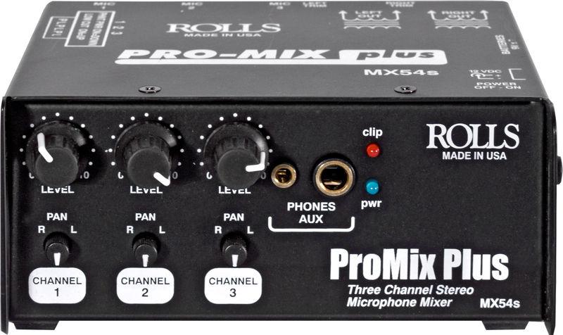 Rolls MX 54s