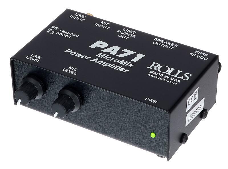 Rolls PA 71 Plus