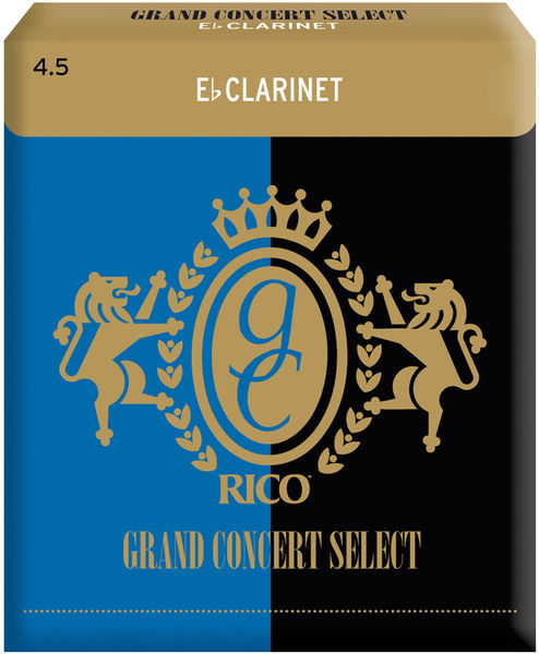 D'Addario Woodwinds Grand Concert Eb-Clarinet4,5
