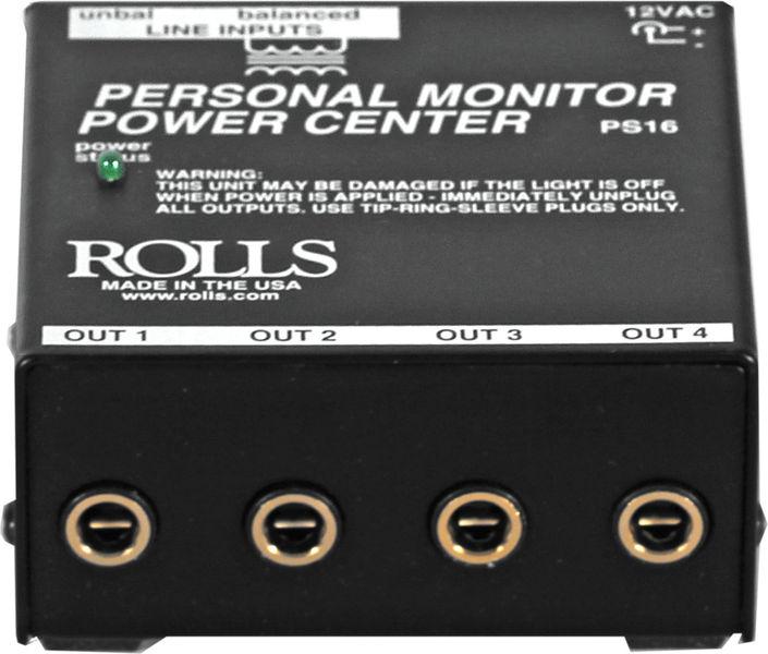 Rolls PS 16