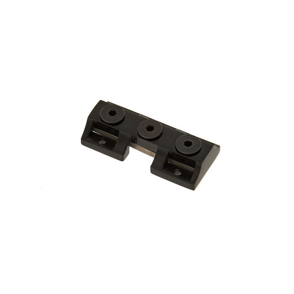 Kahler String Lock Black