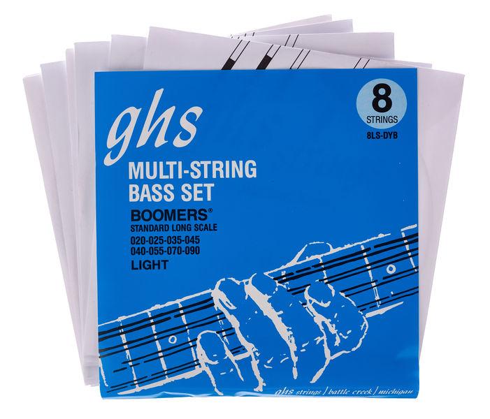 GHS 3045 8/LS DYB 8 Stringset