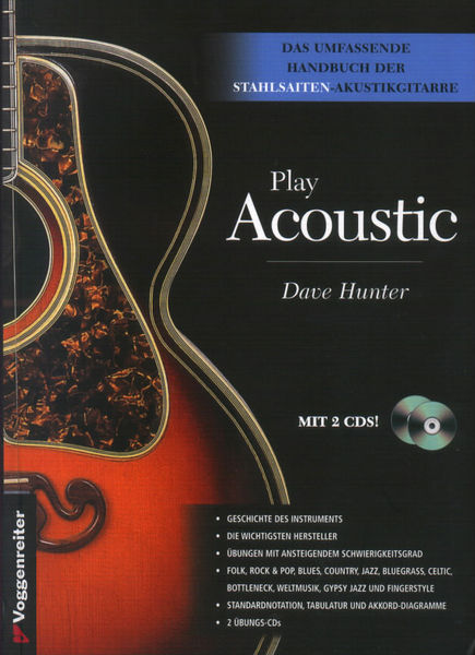 Voggenreiter Play Acoustic