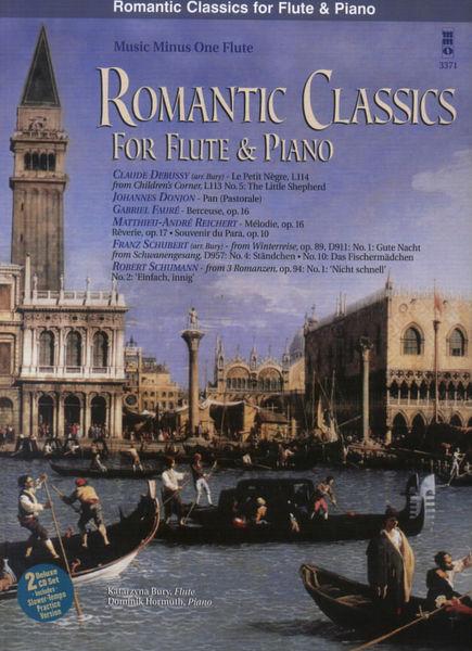 Music Minus One Romantic Classics for Flute