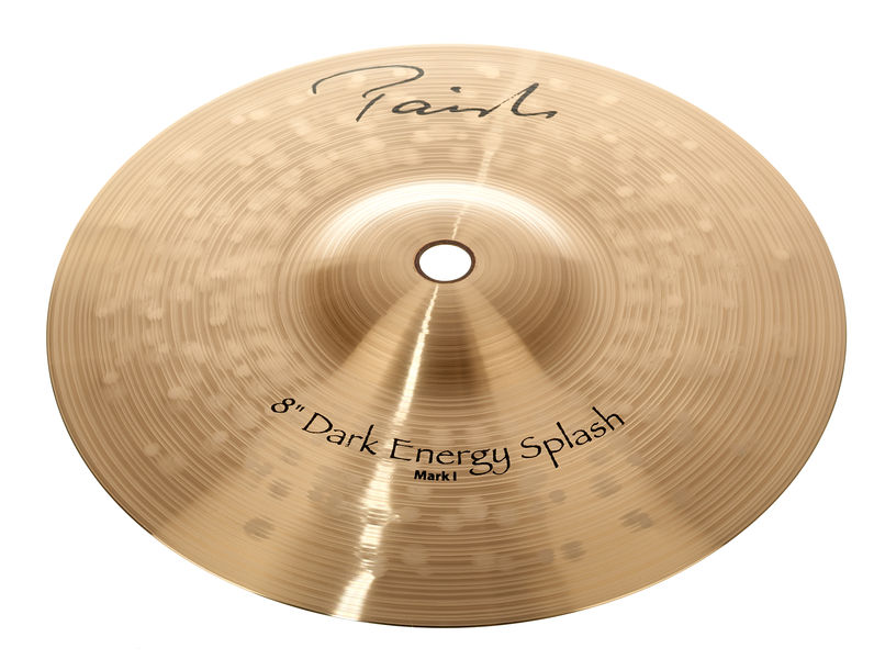 "Paiste 08"" Signature Dark Energy MK1"