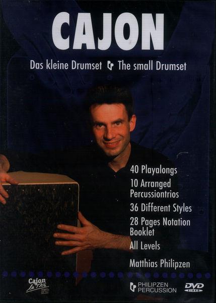 Philipzen Percussion Cajon Das Kleine Drumset (DVD)