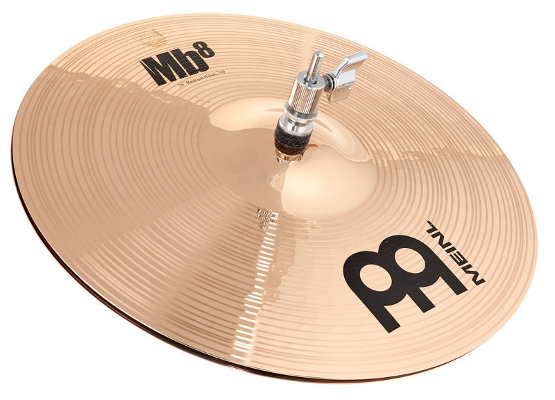 "Meinl 14"" MB8 Medium Hi-Hat"