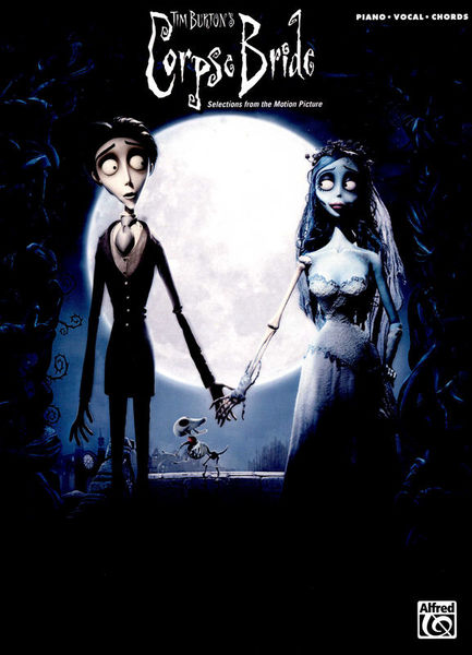 Alfred Music Publishing Corpse Bride
