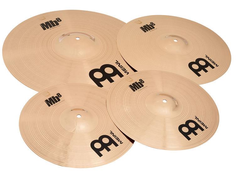 Meinl MB8 Standard Cymbal Set