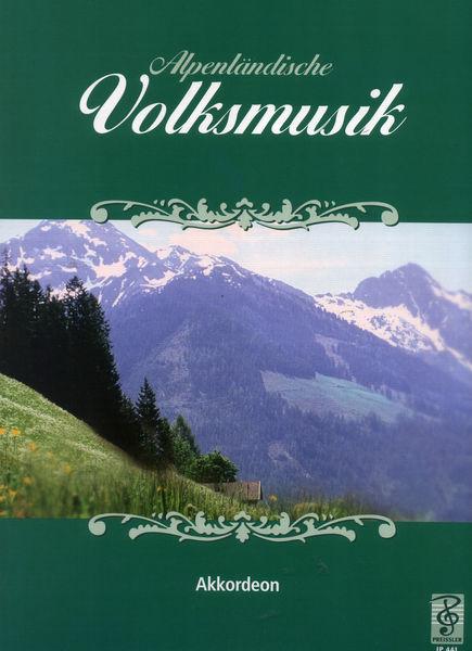 Musikverlag Preissler Alpenländische Volksmusik Acc