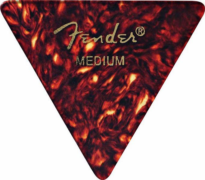 Fender Triangle Picks Celluloid Med72