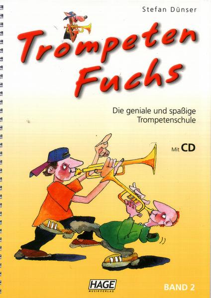 Trompeten-Fuchs Bd.2 Hage Musikverlag