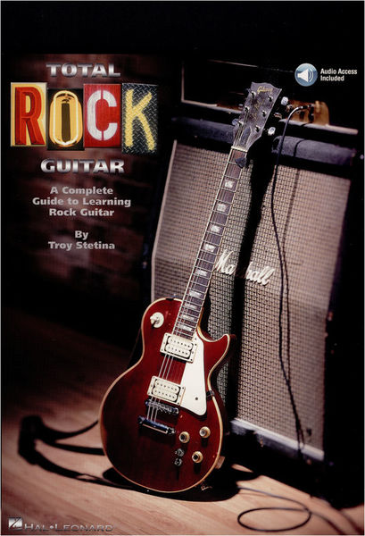 Hal Leonard Total Rock Guitar
