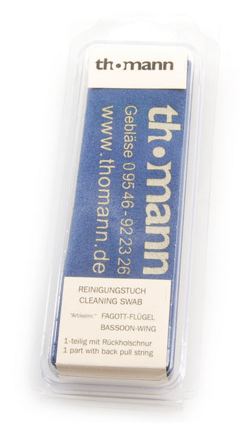 Thomann Deluxe Cleaning Swab Bassoon