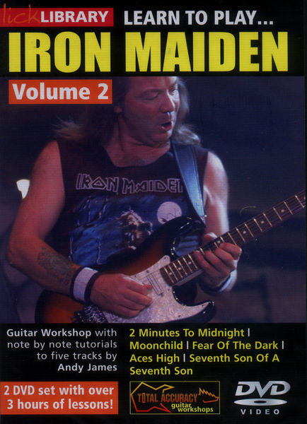 Music Sales Learn To Play Iron 2 (DVD)