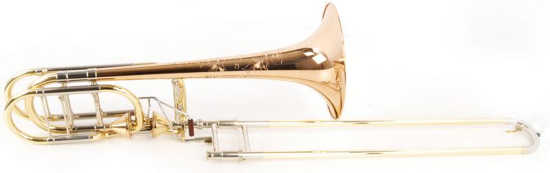 """S.E. Shires BII 2R 9-1/2"""" Bass Trombone"""