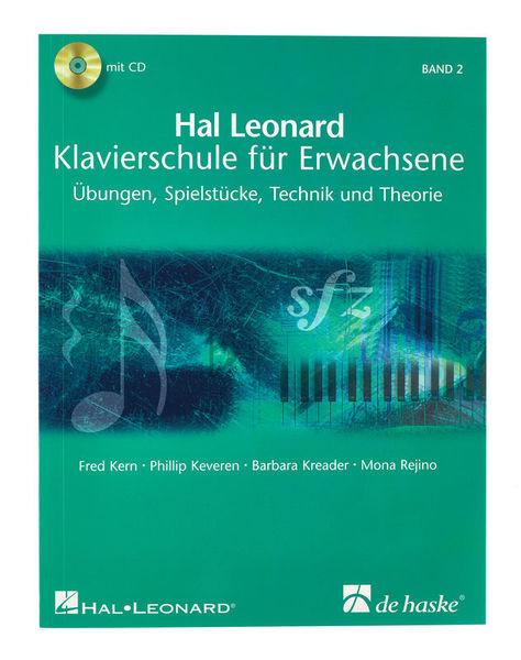 Hal Leonard Klavierschule for Erwachsene 2
