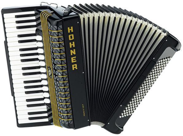Hohner Atlantic IV 120 Musette
