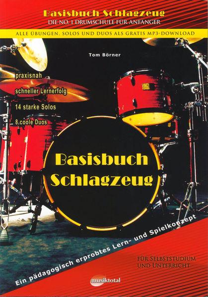 Musik Total Basisbuch Schlagzeug