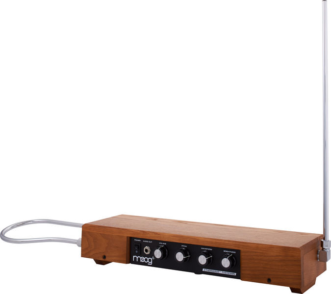 Etherwave Theremin Ash Moog