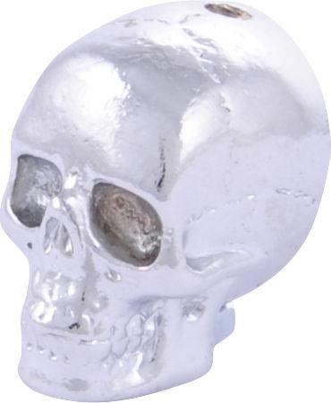 Q-Parts Custom Potiknob JumboSkull 2C