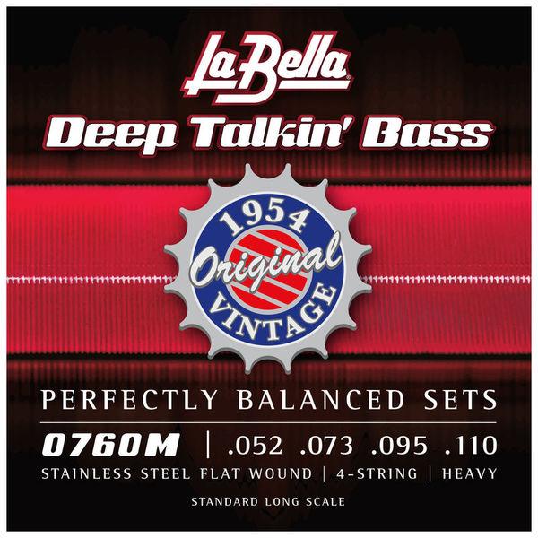 La Bella 0760M Deep Talkin Bass