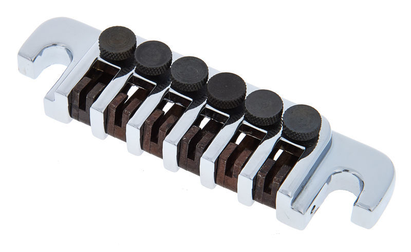 Gibson PTTP-030 Stop Bar TP-6 Chrome