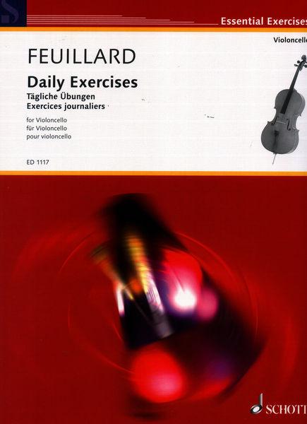 Schott Tägliche Übungen (Cello)