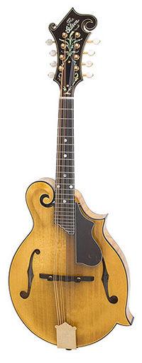 Gibson F-5 Goldrush