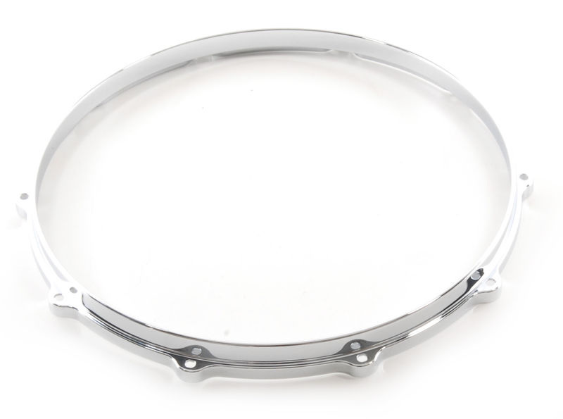 "Millenium 14"" Die-Cast hoop Top chrome"