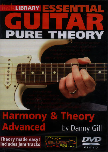Music Sales Harmony & Theory Advance (DVD)