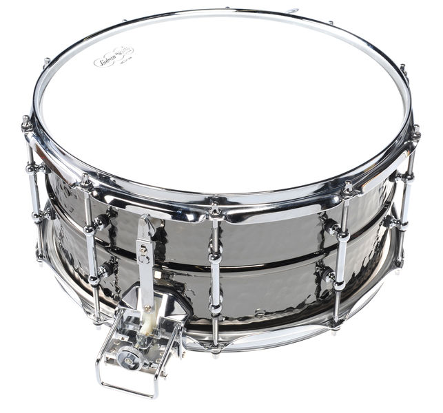 "Ludwig LB419KT 14""x6,5"" Black Beauty"