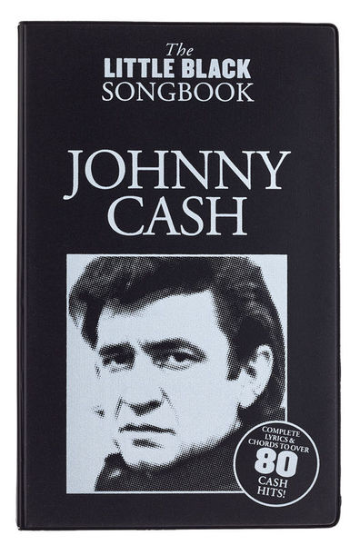 Wise Publications Little Black Johnny Cash