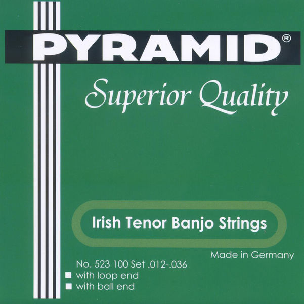 Pyramid Tenorbanjostrings Irish Ball