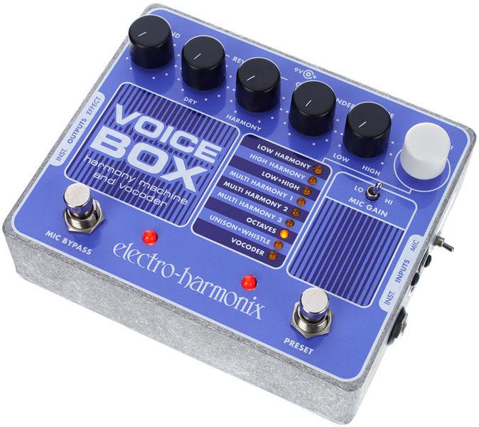 Voice Box Electro Harmonix