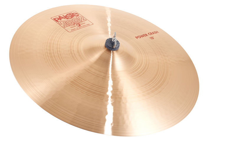 "Paiste 2002 Classic 19"" Power Crash"
