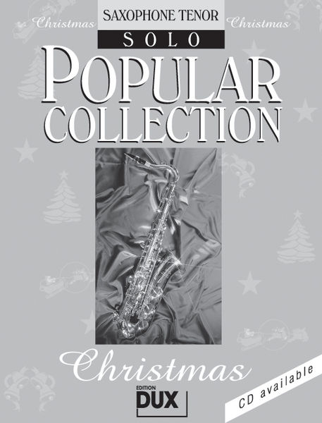 Edition Dux Popular Christmas T-Sax