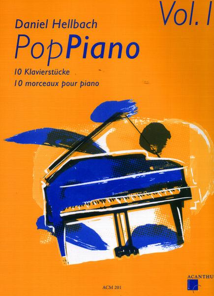 ACM Verlag Pop Piano Vol.1